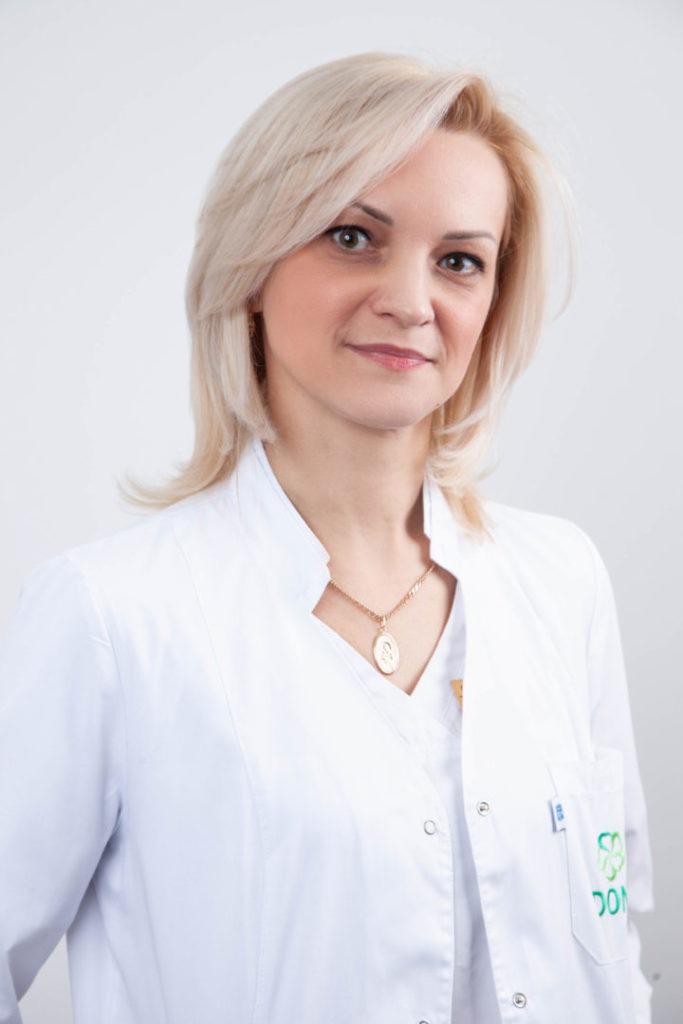 Dr. Iryna Babenko