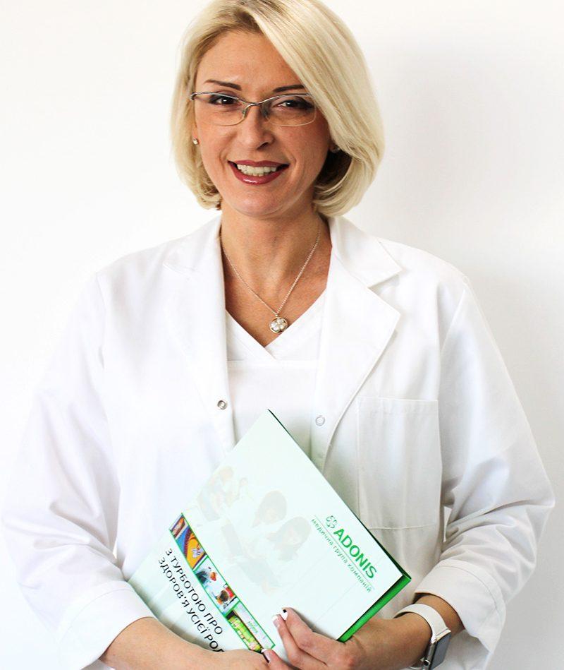 Doctora Natalia Vladykina