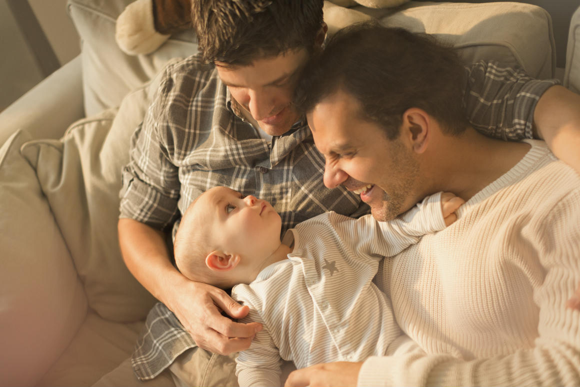 Gestación subrogada gay